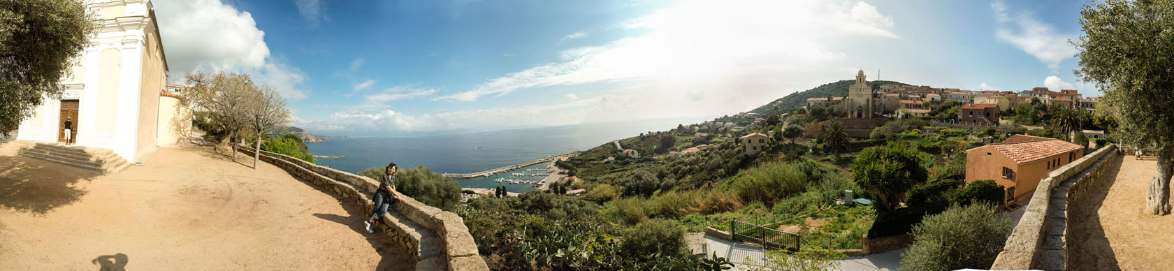 Coggia, Korsika